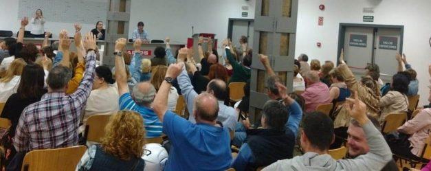 Los trabajadores del sector de la limpieza de Cantabria inician el 15 de junio movilizaciones por el nuevo convenio colectivo