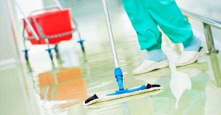 Los Sindicatos convocan Huelga indefinida en la Limpieza del Hospital del PTS a partir del 23 de abril