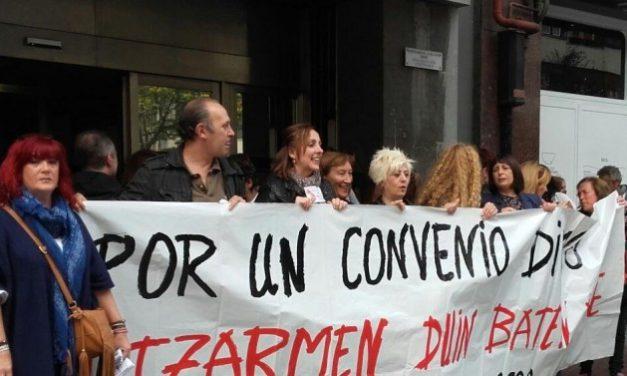 UGT firma preacuerdo del convenio de Limpieza de Edificios y Locales de Bizkaia