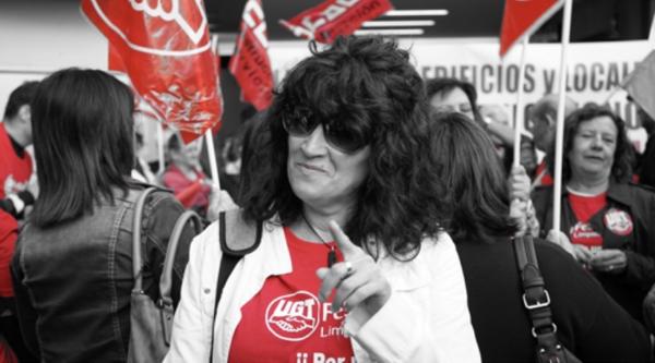 UGT inicia movilizaciones en defensa del convenio de limpieza de edificios y locales de Madrid