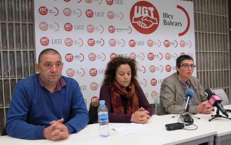 """UGT y CCOO inician protestas contra empresas de limpieza que imponen """"precariedad extrema"""""""
