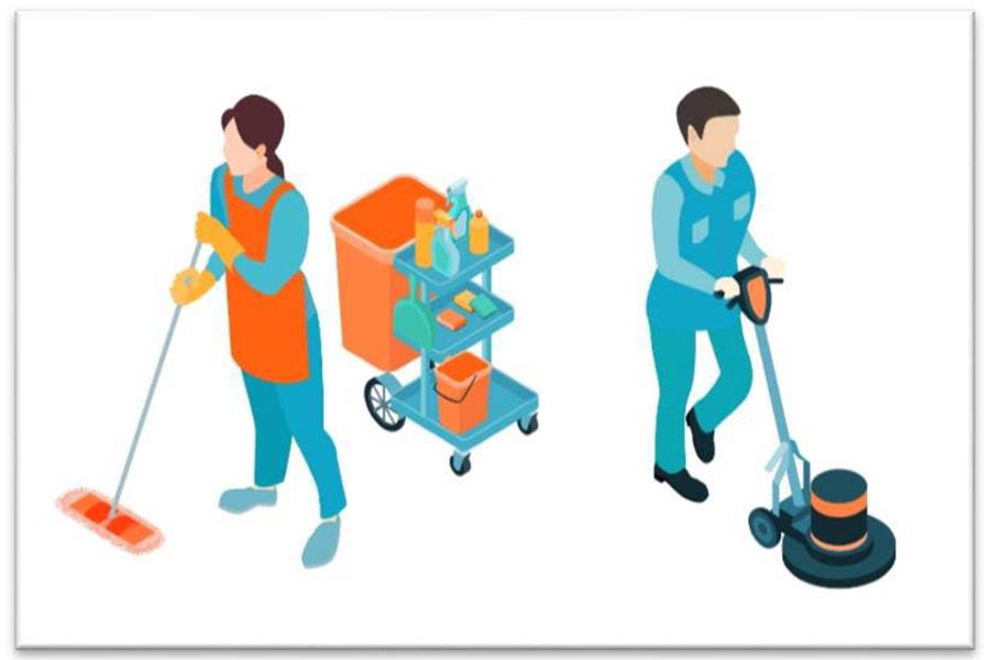 FeSMC-UGT avanza en el programa de intervención para la detección de necesidades preventivas del personal con discapacidad en el sector de limpieza