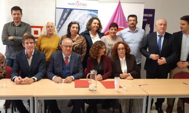 UGT firma el plan de igualdad de Multinau