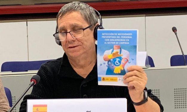 Prevención de riesgos y seguridad en el sector limpieza, protagonistas del Diálogo Social Europeo